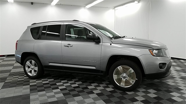 NEW 2017 JEEP COMPASS SPORT 4X4