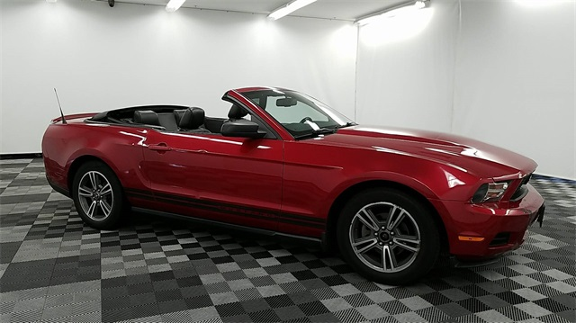 Pre Owned 2010 Ford Mustang V6 Premium 2d Convertible In Long Island