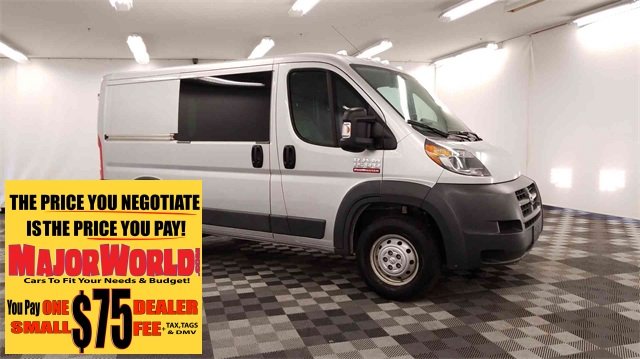 fba3df53211c9b Pre-Owned 2016 Ram ProMaster 1500 Low Roof 3D Cargo Van in Long ...