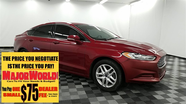 Pre Owned 2017 Ford Fusion Se