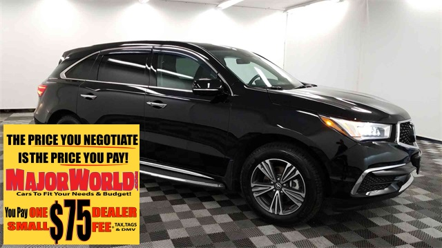 Acura Dealers Long Island >> Pre Owned 2018 Acura Mdx 3 5l 4d Sport Utility In Long Island City