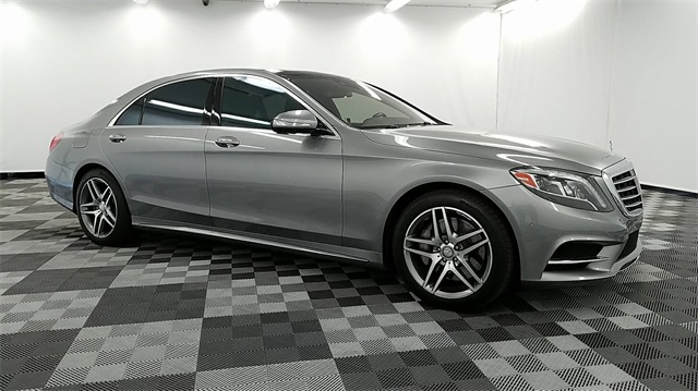 pre owned 2015 mercedes benz s class s550