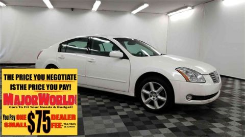 Pre-Owned 2004 Nissan Maxima 3.5 SE