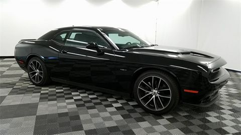 Pre-Owned 2018 Dodge Challenger R/T